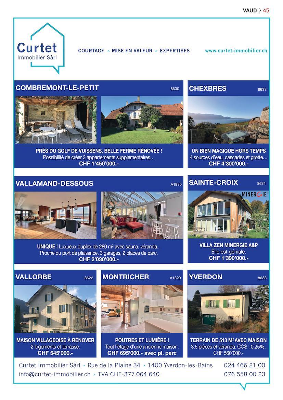 Immobilier.ch – Le Magazine !